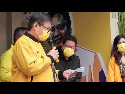 Video: Penyerahan Bantuan DPP Golkar untuk Korban Bencana Kalsel dan Sulbar