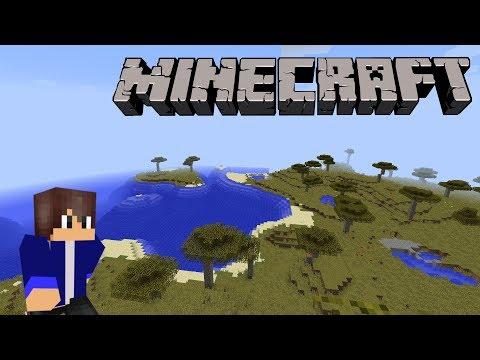 Průzkum | Minecraft Let's Play #1/2 | Petr98