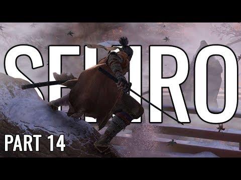Sekiro: Shadows Die Twice Let's Play Playthrough   Terror... - Part 14
