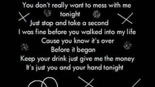 Pink   U + Ur Hand  [Lyrics]