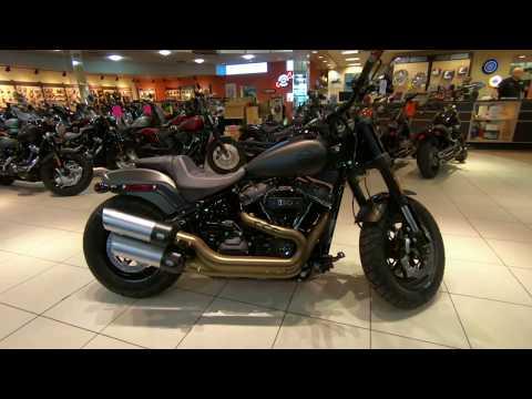 2020 Harley-Davidson FXFBS Softail Fatbob