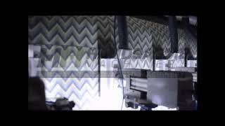 Snijden van getuft tapijt