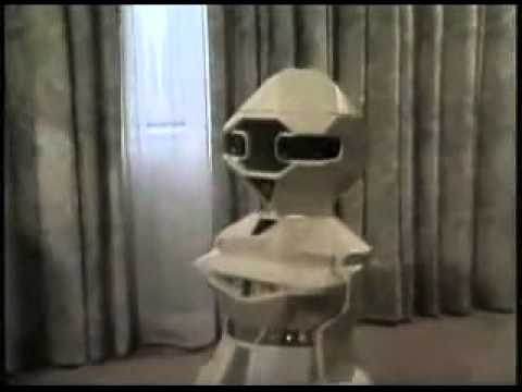 Atari's Founder Also Made Awesome Robots