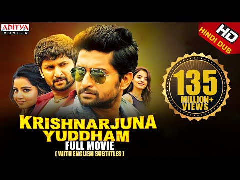 Download Krishnarjuna Yuddham 2018 New Released Full Hindi Dubbed Movie || Nani, Anupama, Rukshar Dhillon HD Mp4 3GP Video and MP3