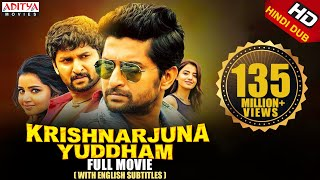 Krishnarjuna Yuddham 2018 New Released Full Hindi Dubbed Movie || Nani, Anupama, Rukshar Dhillon - Download this Video in MP3, M4A, WEBM, MP4, 3GP