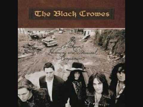 The Black Crowes-Bad Luck Blue Eyes Goodbye