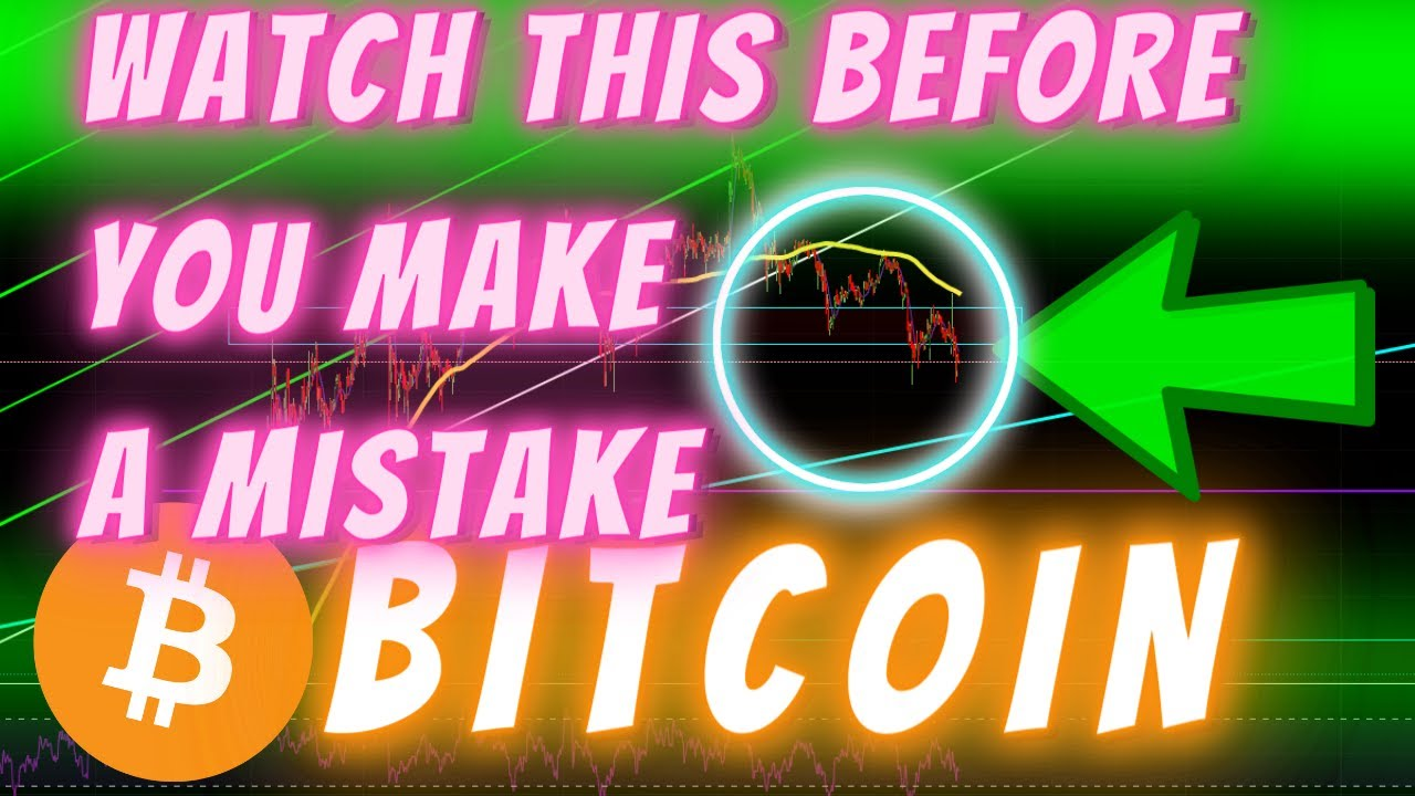 BITCOINS NEXT MOVE IS CLEAR - THIS Is What You Need To See Before It Happens