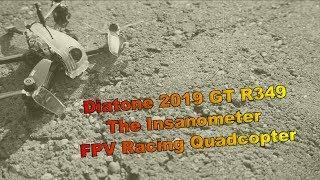 Diatone Rabbit 2019 GT R349 Insane Powerful Micro FPV Racing Quadcopter