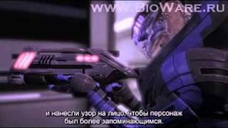 Mass Effect, Mass Effect 3: Создание Гарруса. Видеоинтервью RUS
