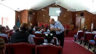 Bible distribution - Life Builders International