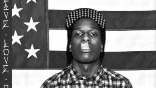A$AP Rocky - Trilla Official Instrumental