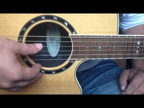 Gitarrensaiten merken / Eseslsbrücke lernen