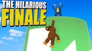 The HILARIOUS FINALE! (Human: Fall Flat) #3