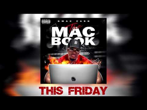 DETROIT STAND UP: GmacCash – The Mac Book Drops Friday