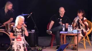 Laura Voutilainen esittää Toni Wirtasen biisin Jumala