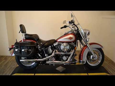1999 Harley-Davidson Heritage Softail in Wauconda, Illinois