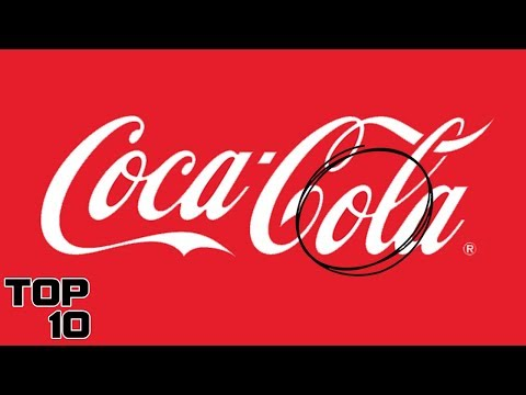 Top 10 Hidden Secrets In Famous Logos