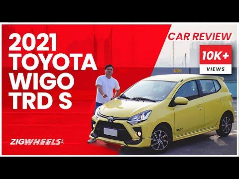 2021 Toyota Wigo TRD S Review | Zigwheels.Ph