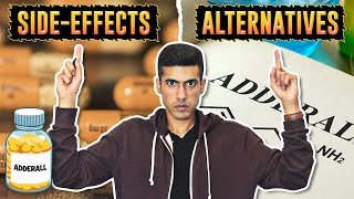 5 Alternatives To Adderall For Focus (No Side Effects)