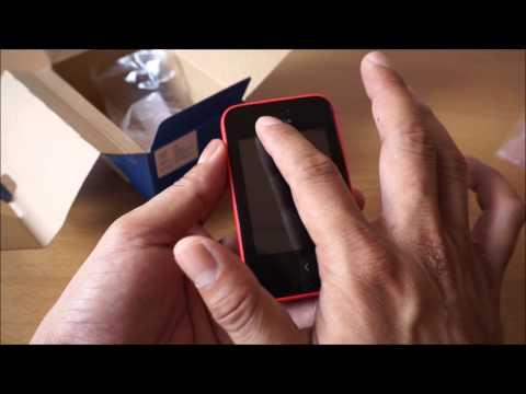 Unbox Nokia Asha 230  รีวิวแกะกล่อง โนเกียอาช่า สองสามศูนย์