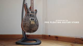 Paul Reed Smith Floating Guitar Stand Video