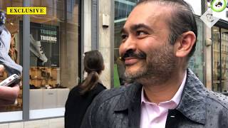 video: Fugitive Nirav Modi tracked down by Telegraph to be extradited over alleged $1bn banking fraud