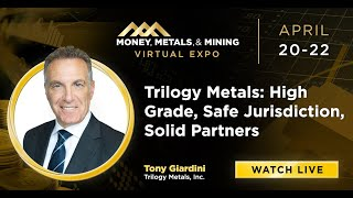 Trilogy Metals: High Grade, Safe Jurisdiction, Solid Partners