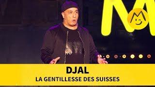 Selon Djal, les suisses sont trop gentils, il imagine l'armée, la police et les sportifs suisses dans leur travail. Youtube : https://www.youtube.com/user/FestivalDuRireTV Facebook : https://www.facebook.com/Montreux.Comedy.Festival Twitter : https://twitter.com/MontreuxComedy Instagram : https://instagram.com/montreuxcomedy/
