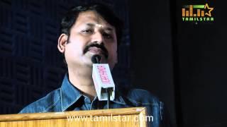 Producer Kathiresan at Jigarthanda Movie Press Meet