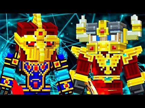 Pixel Gun 3D Dangerous Gang in the Battle Royale