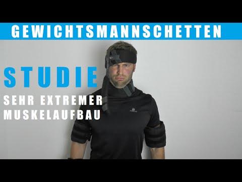 Super Saiyajin Training – extremer Muskelaufbau durch Gewichtsmanschetten – Gewichtsweste