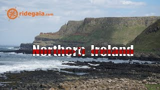Ep 71 - Northern Ireland - Motorcycle Trip Around Europe -