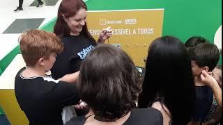 Greg Maker e Ciência em Show no Shopping Tatuapé