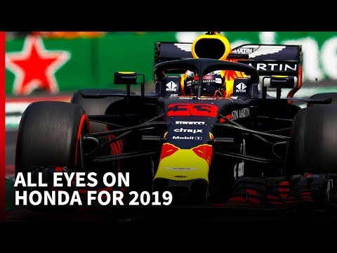 Verstappen's win puts pressure on Honda for 2019