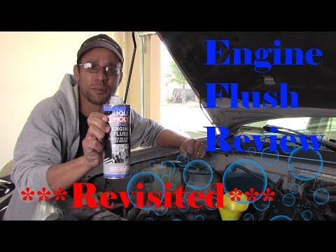 Liqui Moly Engine Flush (Reloaded)