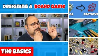 Designing a Board Game  - The basics