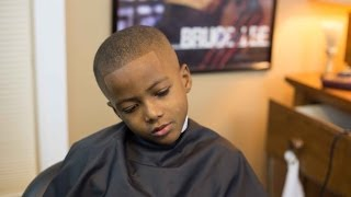 Bald Fade with Oster Fast Feeds