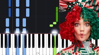 Sia   Sing For Life Piano Tutorial