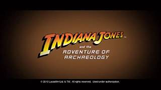 Индиана Джонс, Indiana Jones and the Adventure of Archaeology