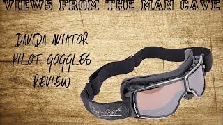 Davida Aviator Pilot T2 Goggles Review