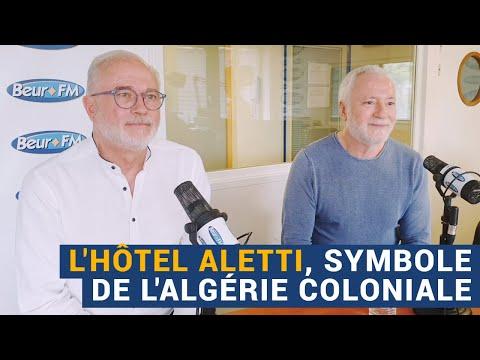 [Book Club] L'hôtel Aletti, parfait symbole de l'Algérie coloniale - Michel Canesi et Jamil Rahmani