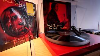 Mark Lanegan Last One In The World Wheels vinyl version