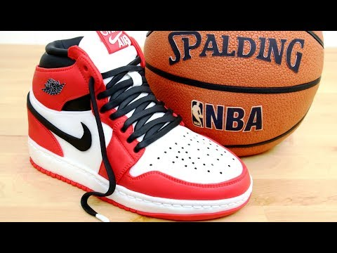How to make an Air Jordan SNEAKER Shoe Cake
