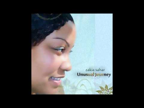 "Zakia Sahar-Unusual Journey, EP, ""MY OWN"""