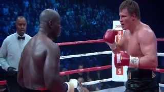 Alexander Povetkin vs Carlos Takam heavyweight fight of the year 2014 HIGHLIGHTS