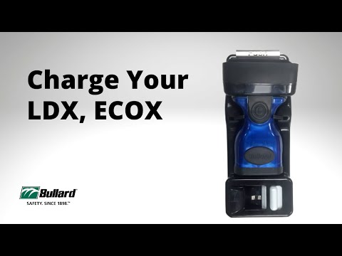 Charging System for Bullard LDX, ECOX Thermal Imaging Camera for Fire Service