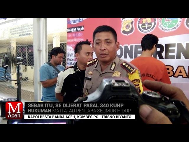 Pembunuhan Sepasang Suami Istri di Lamteh, Ulee Kareng, Kota Banda Aceh