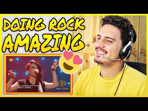 KZ Tandingan - Real Gone (Singer 2018 Ep 8) REACTION!!