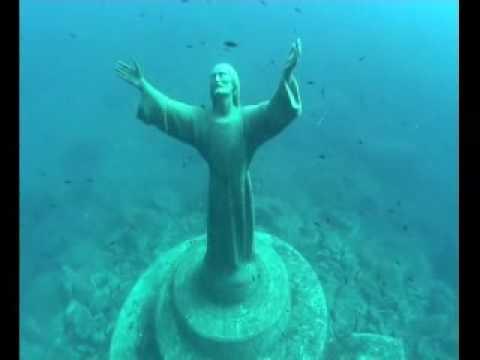 Cristo degli Abissi Portofino