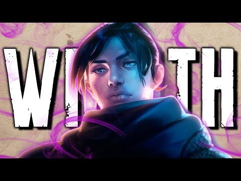 That one Void Girl | Apex Legends Wraith